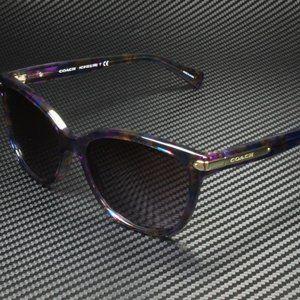COACH Confetti 57mm Sunglasses